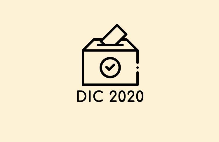 Votaciones Diciembre 2020