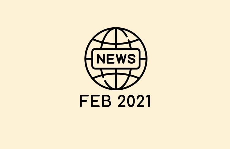 Noticias veganas destacadas Febrero 2021