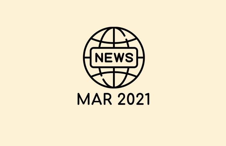 Noticias veganas destacadas Marzo 2021