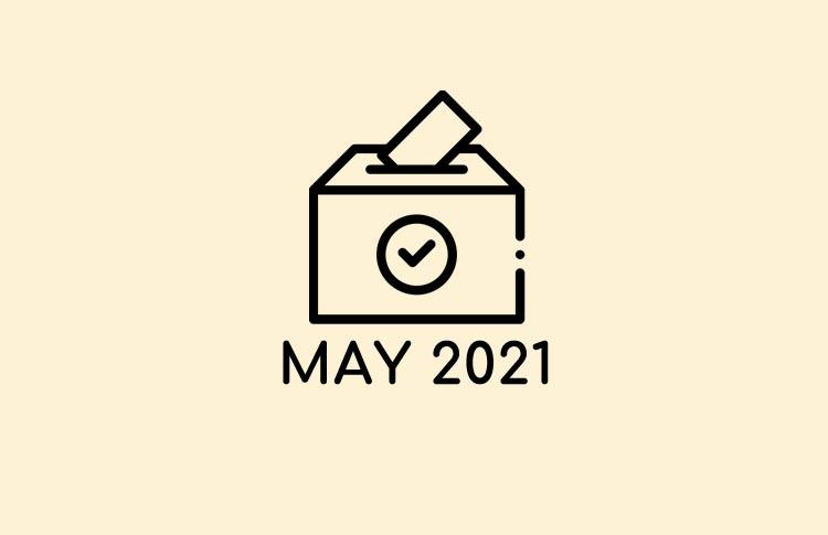 Votaciones Mayo 2021